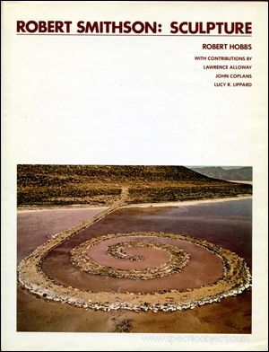 Robert Smithson : Sculpture