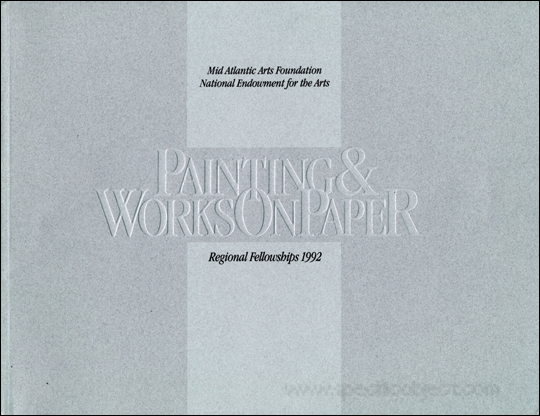 Painting & Works on Paper : Regional Fellowships 1992