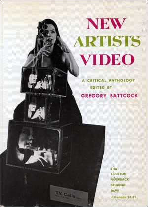 New Artists Video : A Critical Anthology