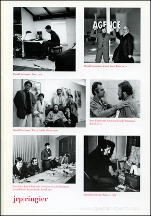 Harald Szeemann : Individual Methodology