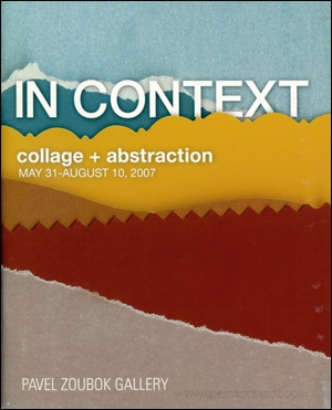 In Context : Collage + Abstraction