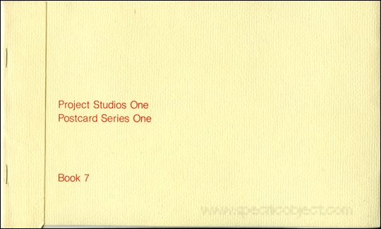 Project Studio One / Postcard Series One
