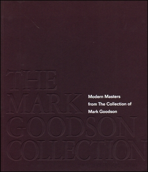 Modern Masters from The Collection of Mark Goodson