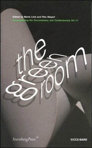 The Greenroom : Reconsidering the Documentary and Contemporary Art #1