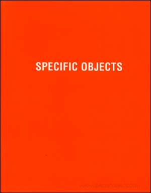 Specific Objects
