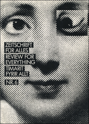 Zeitschrift für Alles / Review for Everything / Timarit fyvir Allt