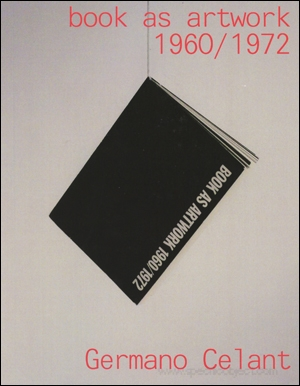 Book as Artwork 1960 / 1972