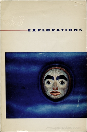 Explorations : Studies in Culture and Communication