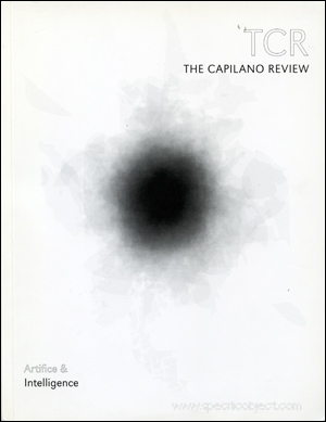 The Capilano Review (TCR) : Artifice & Intelligence