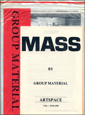MASS by Group Material
