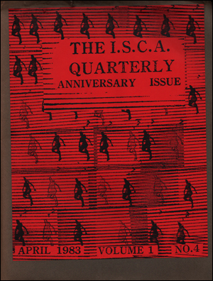 I.S.C.A. Quarterly : Anniversary issue