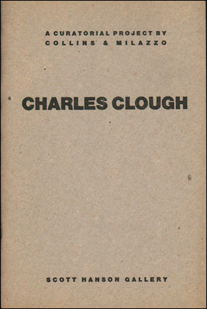 Vistas and Vortices : Charles Clough