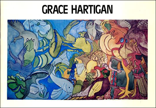 Image result for grace hartigan paintings