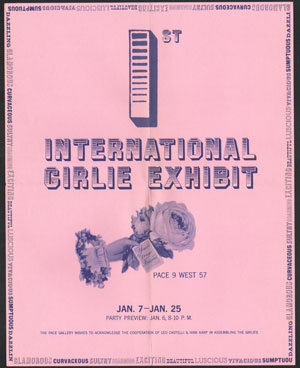 1st International Girlie Exhibit