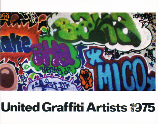 United Graffiti Artists 1979