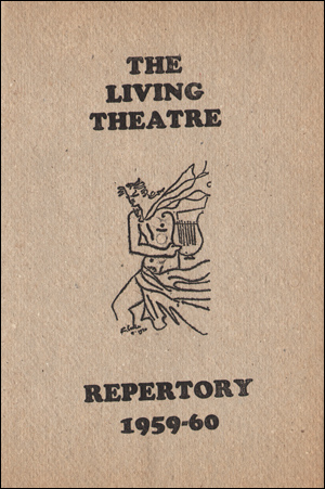 The Living Theatre : Repertory 1959-60