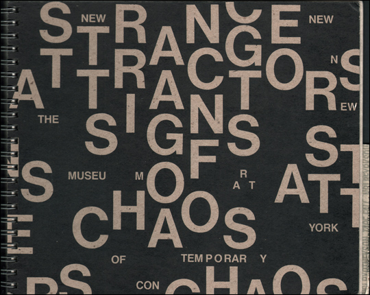 Strange Attractors : Signs of Chaos