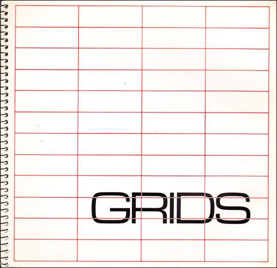 Grids : Format and Image in 20th Century Art