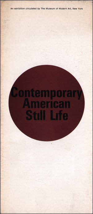 Contemporary American Still Life