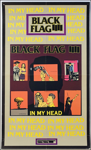 Black Flag / In My Head