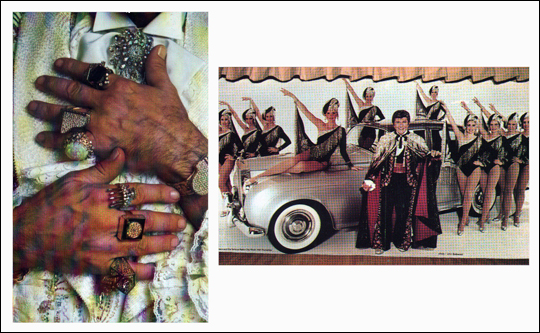 Two Liberace Postcards