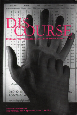 Discourse : Journal for Theoretical Studies in Media and Culture