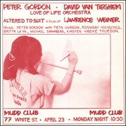 Altered to Suit : A Film of Lawrence Weiner [Mudd Club]