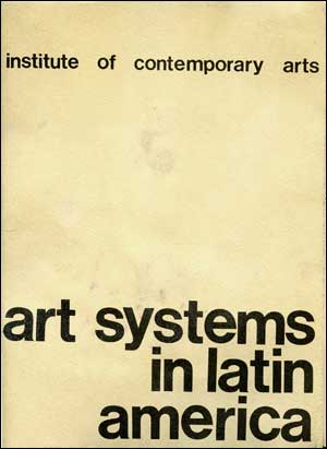 Art Systems in Latin America