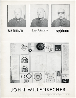 Ray Johnson Ray Johnson Ray Johnson