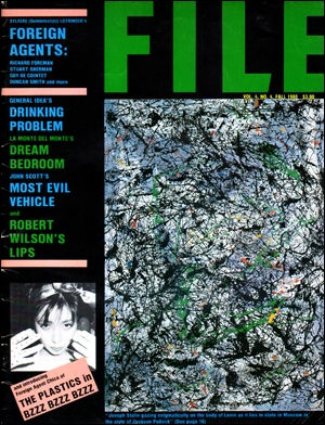 FILE Megazine : Foreign Agents