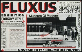 Fluxus : Selections from the Gilbert and Lila Silverman Collection