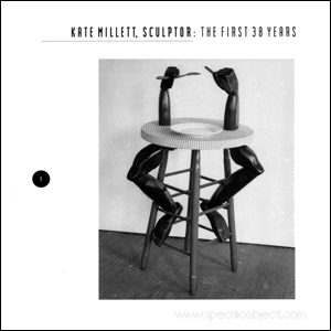 "Image result for ""Kate Millett, Sculptor: The First 38 Years"""