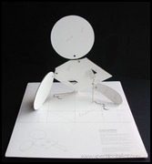 Geometric Mouse : Scale D (Paper),