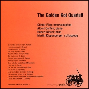 The Golden Kot Quartet