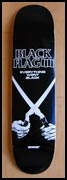 Black Flag / Everything Went Black / Skateboard Deck