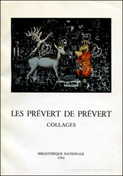 Les Prévert de Prévert : Collages