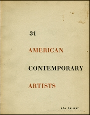 31 American Contemporary Artists