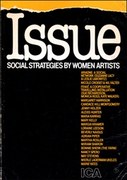 Issue : Social Strategies by Women Artists