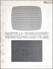 Castelli - Sonnabend Videotapes and Films / 1975 Supplement