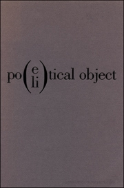 Poe(li)tical Object : Experimental Poetry from Spain / Objeto Poé(lí)tico : La Poesía Experimental Española