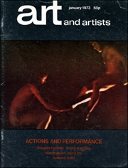 Art and Artists : Actions and Performances