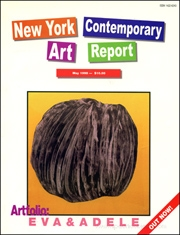 New York Contemporary Art Report : May 1998