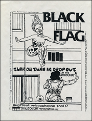 [Black Flag at the Mabuhay / Sat. Aug. 29 1981 / Sun. Aug. 30 1981]