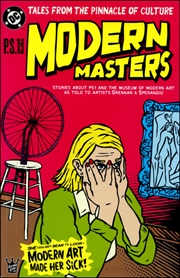 Modern Masters : Stories About PS1 and The Museum of Modern Art as Told to Artists Grennan & Sperandio