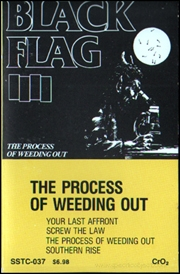 Black Flag : The Process of Weeding Out