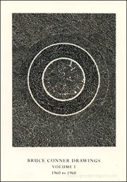 Bruce Conner Drawings : Volume I, 1960 to 1968