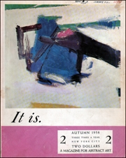 It Is : A Magazine for Abstract Art