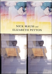Nick Mauss and Elizabeth Peyton