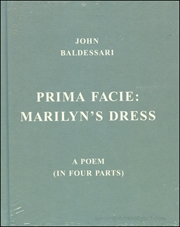 Prima Facie : Marilyn's Dress, A Poem (In Four Parts)