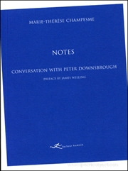Notes - Conversation with Peter Downsbrough